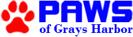 Paws of Grays Harbor